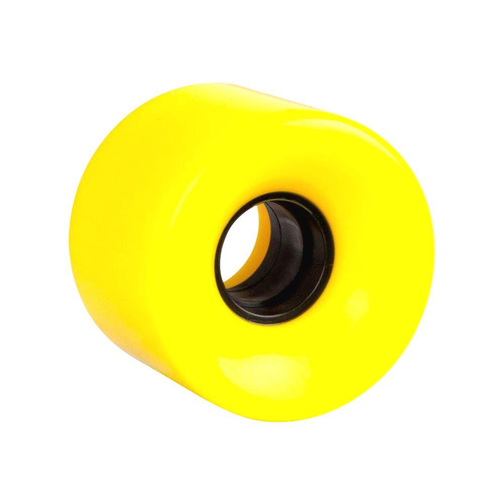 784a56aeb9 WORKER Kolečko na penny board 60 45 mm žltá
