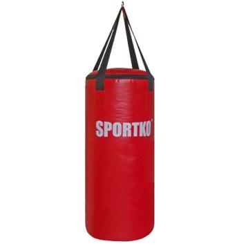 Detské boxovacie vrece SportKO MP6 29x75 cm modrá