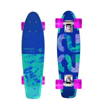 Penny board Street Surfing Beach Board Wood Twenty Two 22