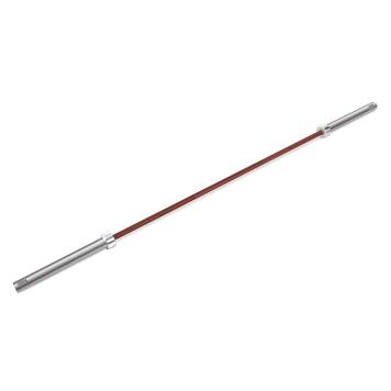 Vzpieračská tyč Capital Sports - rovná 201 cm / 50 mm Pantherbar 15 kg