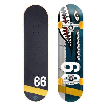 "Skateboard Street Surfing Street Skate 31"" Shark Fireä"