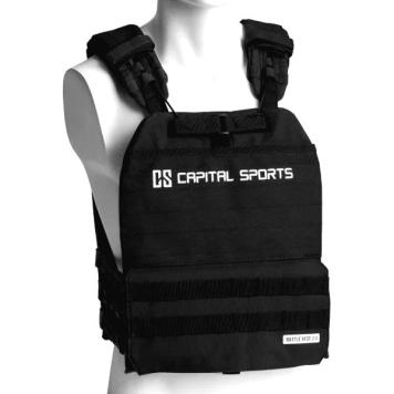 Záťažová vesta Capital Sports Battlevest 2.0 2 x 2