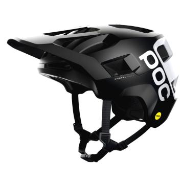 Cyklistická prilba POC Kortal Race MIPS Black Matt/Hydrogen White - XL/XXL (59-62)
