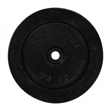 Liatinový kotúč Top Sport Castyr 20 kg