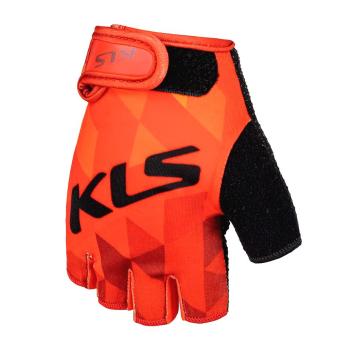 Cyklo rukavice Kellys Yogi Short červená - L