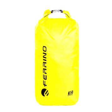 Ultraľahký vodotesný vak Ferrino Drylite 10l žltá