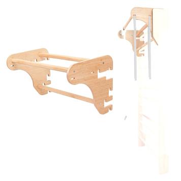 Hrazda na rebriny inSPORTline Dremar 80 cm