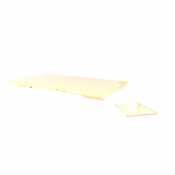 Stôl k rebrinám inSPORTline Steadyline 65 cm