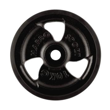 Pogumovaný kotúč Marbo Sport MW-O10G 10 kg