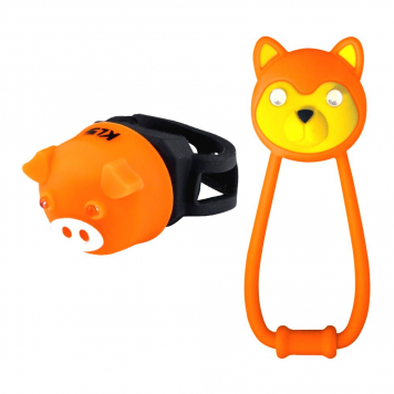 Súprava svetiel Kellys Animal Orange