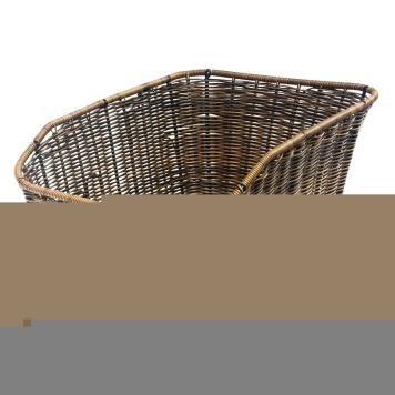 Ratanový zadný košík Kellys Rattan Rear 2021