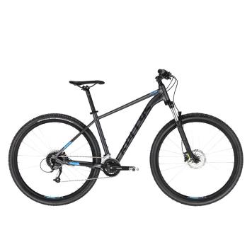 "Horský bicykel KELLYS SPIDER 70 29"" - model 2021 Black - XL (22"") - Záruka 10 rokov"