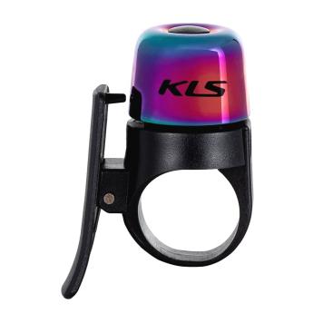 Cyklistický zvonček Kellys Buzzer Rainbow