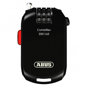 Zvinovací zámok Abus Combiflex 2501/65