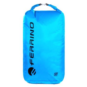 Ultraľahký vodotesný vak Ferrino Drylite 20l modrá
