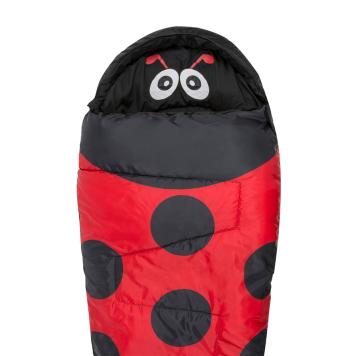 Detský spací vak Highlander Creature červená - ľavá