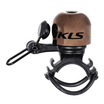 Cyklo zvonček Kellys BANG 50 2021 Coffee