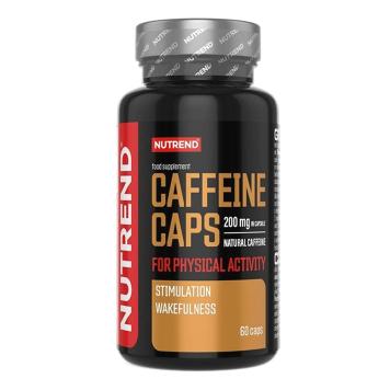 Kofeínový stimulant Nutrend Caffeine Caps
