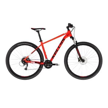 """Horský bicykel KELLYS SPIDER 50 29"""" - model 2021 Red - L (21'') - Záruka 10 rokov"""