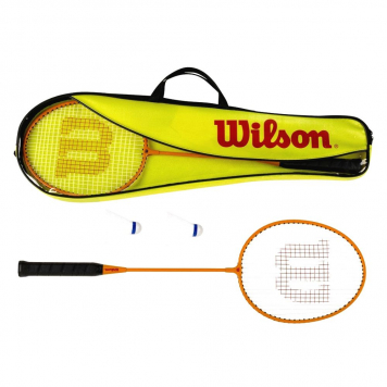 Badmintonová súprava Wilson Badminton Gear Kit - 2 rakety